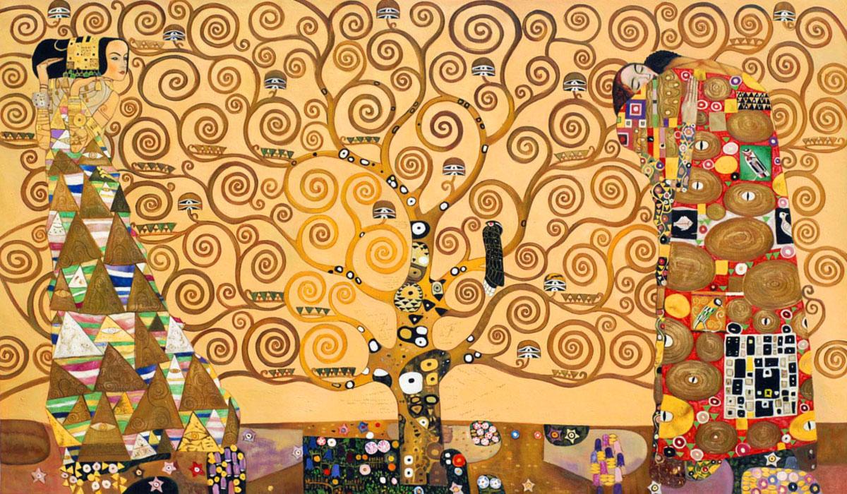 albero argan quadro