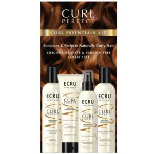 ecru curl essential kit