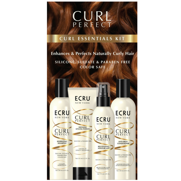 ecru curl essential kit